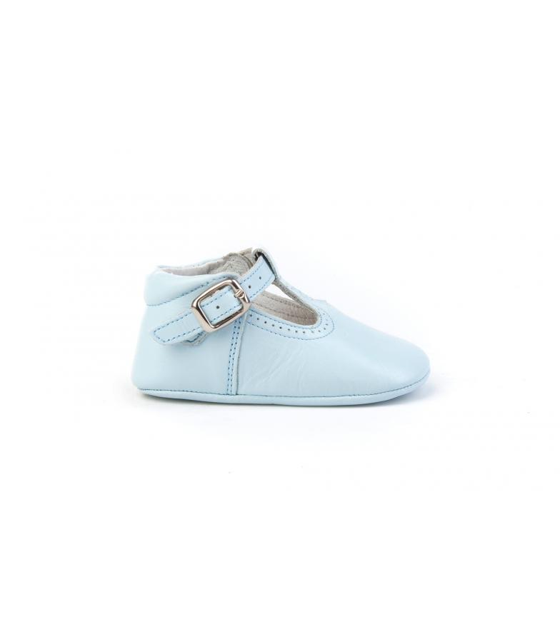 Comprar Angelitos Pepino de pele azul bebé