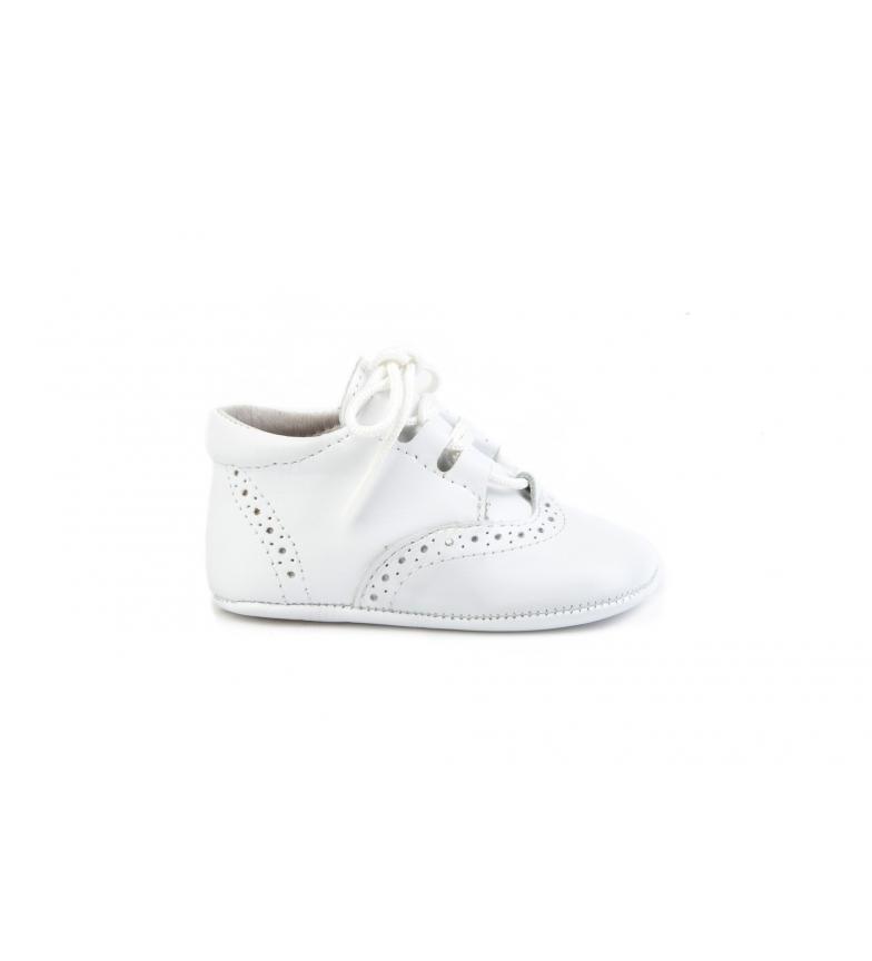Comprar Angelitos Sapato de couro /Inglesita baby white