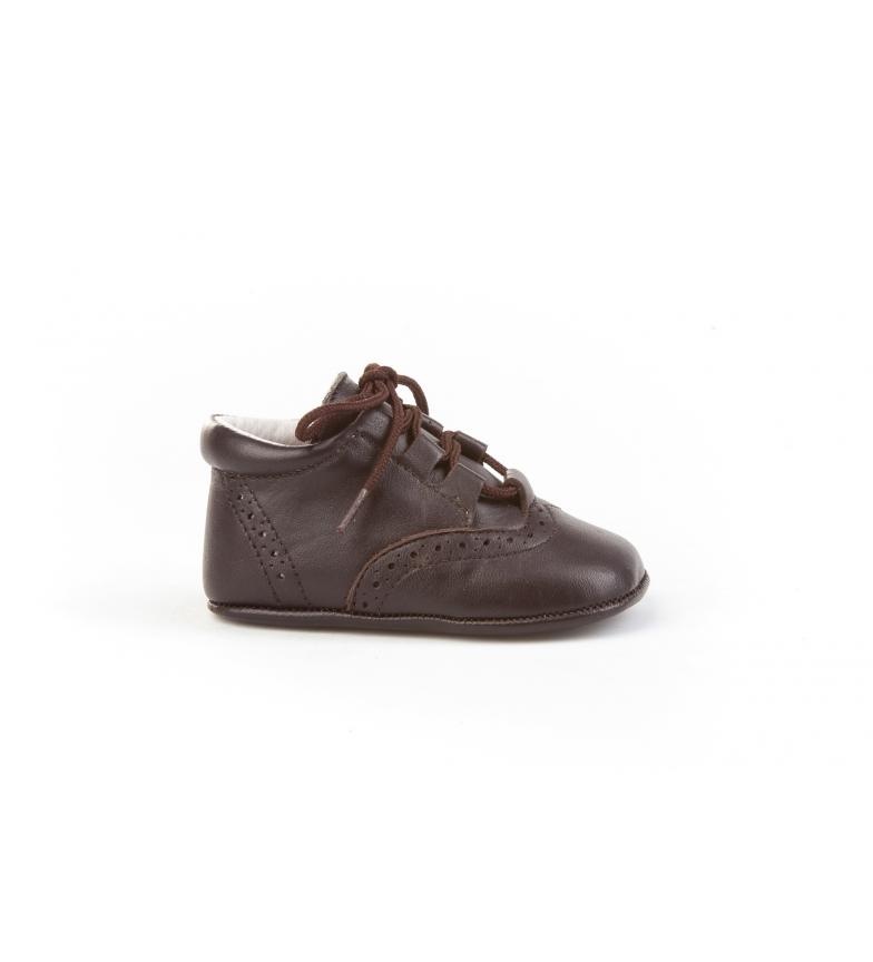 Comprar Angelitos Scarpa inglese / pelle bambino marrone