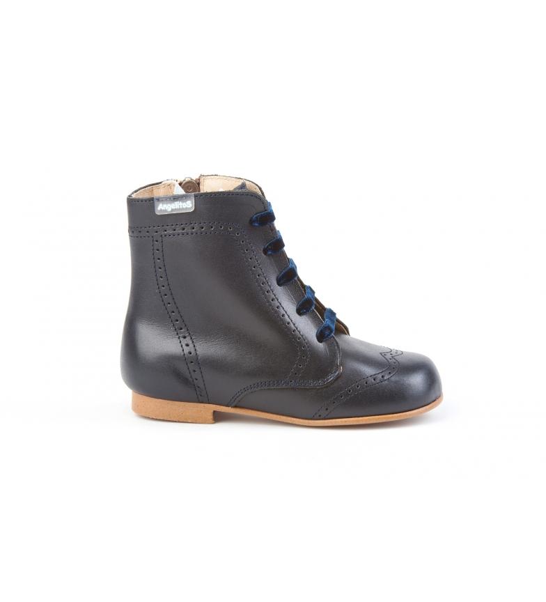Comprar Angelitos Marine AngelitoS Leather Pascualonas