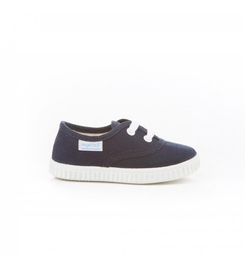 Comprar Angelitos English Canvas Marine Shoes
