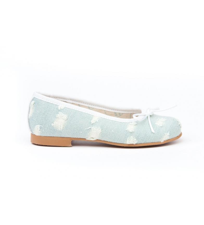 Comprar Angelitos Manoletina/Ballerina Cowgirl bleu