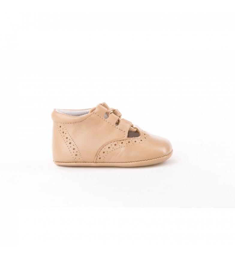 Comprar Angelitos Scarpe inglesi in pelle di cammello