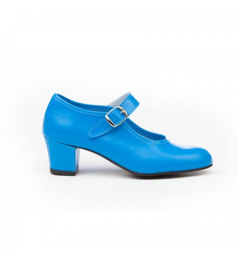 Comprar Angelitos Turquoise Flamenco Shoes