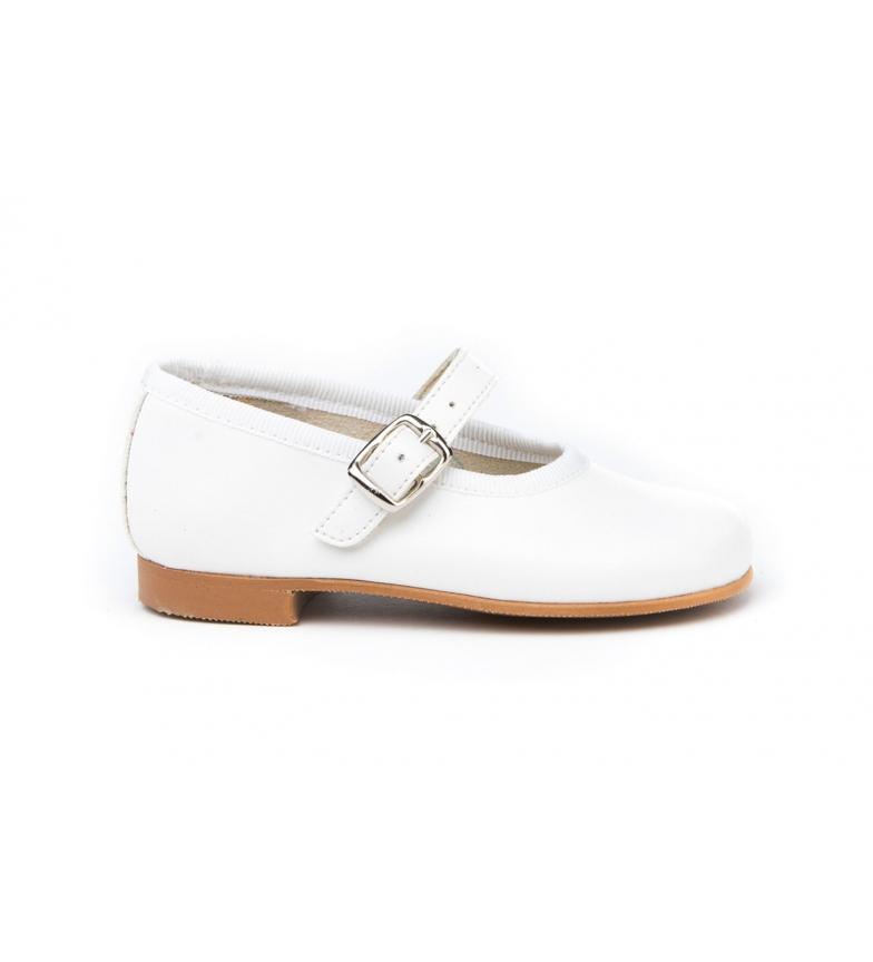 Comprar Angelitos Sapatos/Francesita Napa white