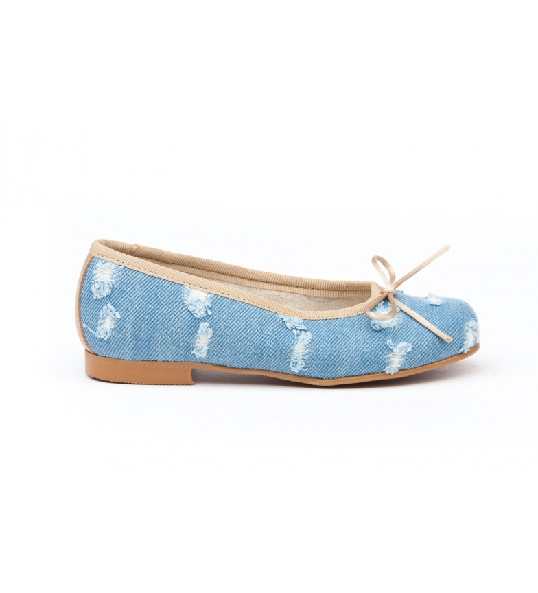 Comprar Angelitos Manoletina / Ballerina Cowgirl Blu