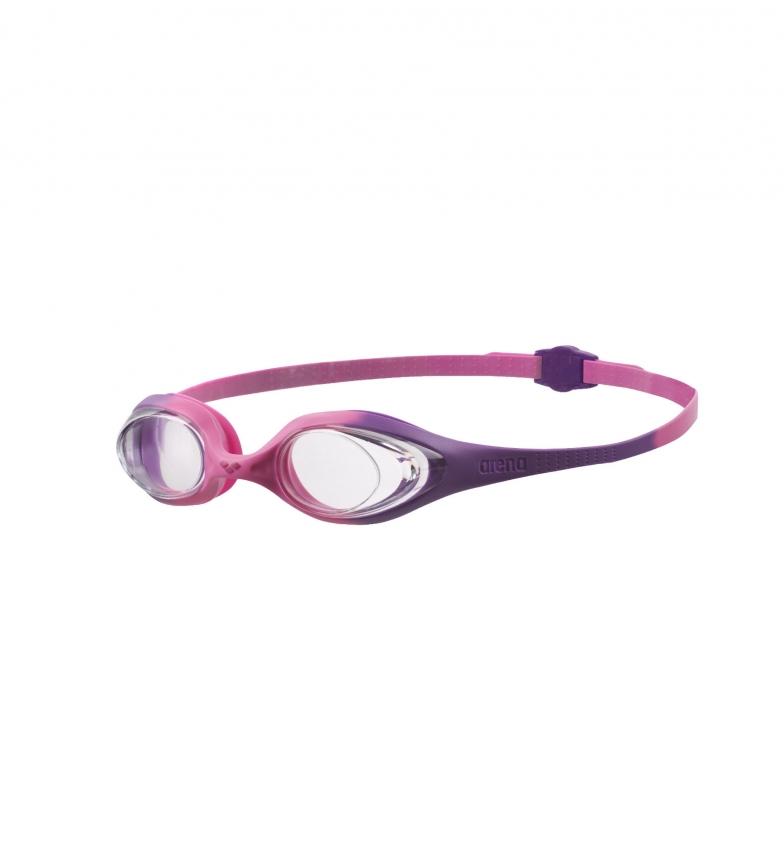 Comprar Arena Spider Jr swimming goggles violet, pink
