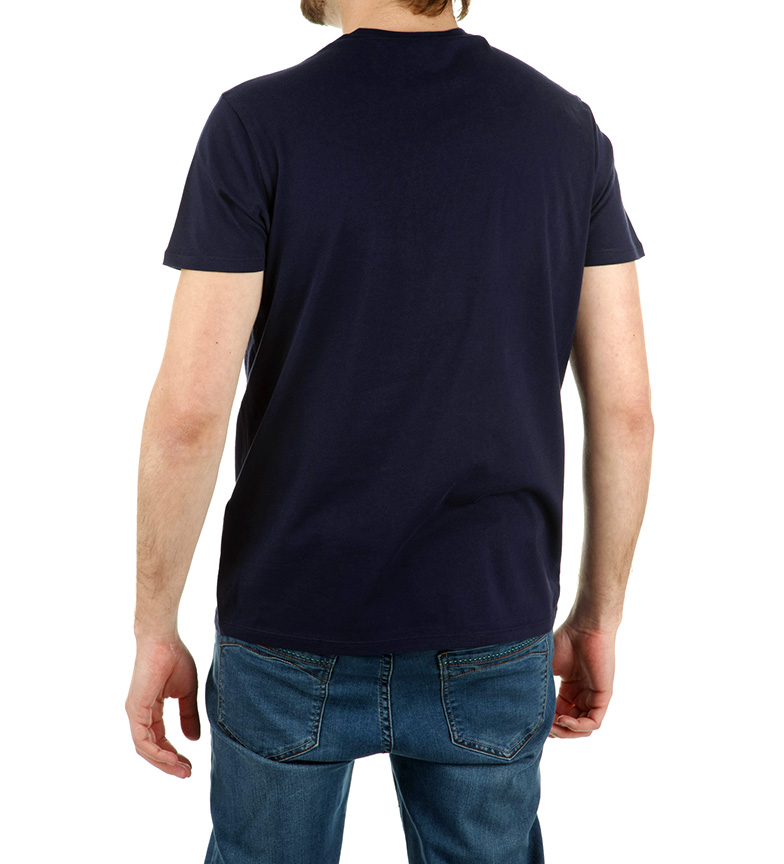 Armani Jeans Camiseta Daki marino