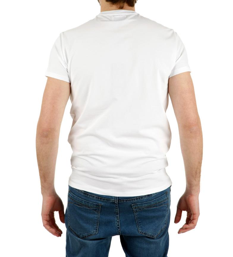 Armani DeptBlanco Denim Jeans Camiseta Camiseta Jeans Denim Armani H2WDEY9I