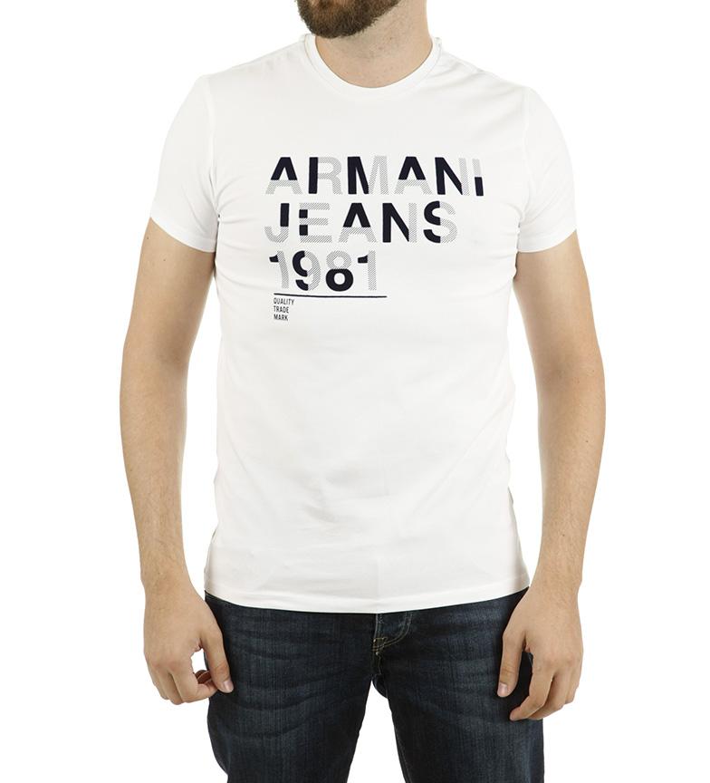 Comprar Armani Jeans Camisa branca comércio