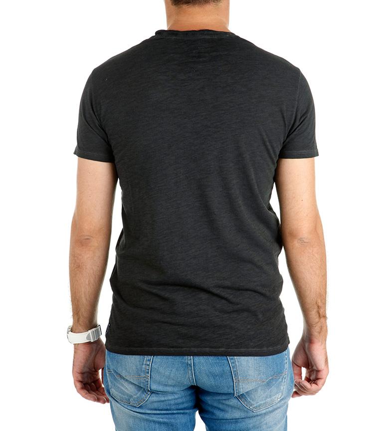 Armani Jeans Camiseta Arbeid Slitasje Neger klassiker for salg bilder online billig 100% autentisk billig engros-pris utmerket billig pris jsI5rx