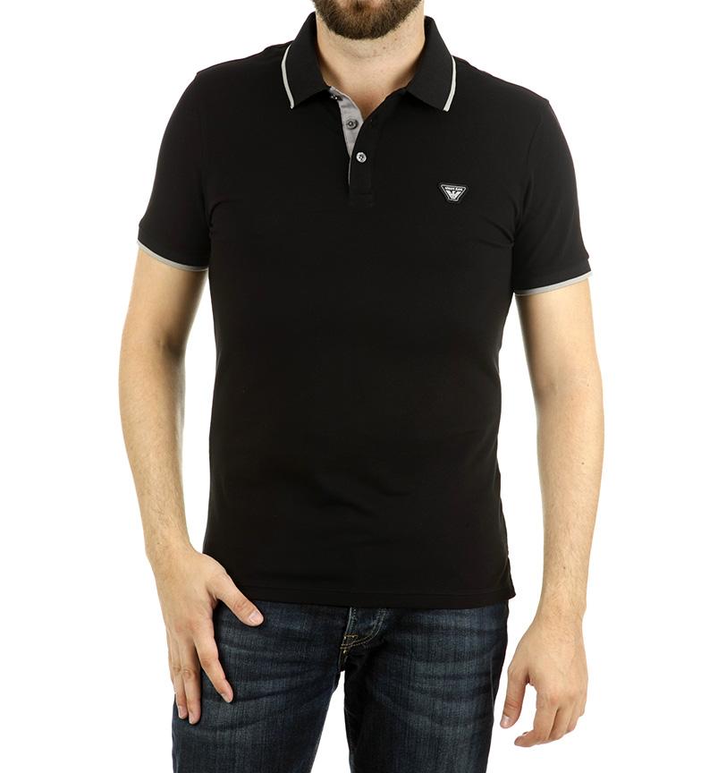 Armani Jeans Polo Armani negro