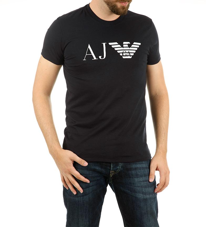 Comprar Armani Jeans Basic Trend marine t-shirt