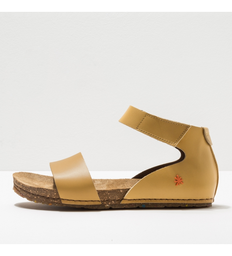 Comprar Art Leather sandals 0382 Crete mustard