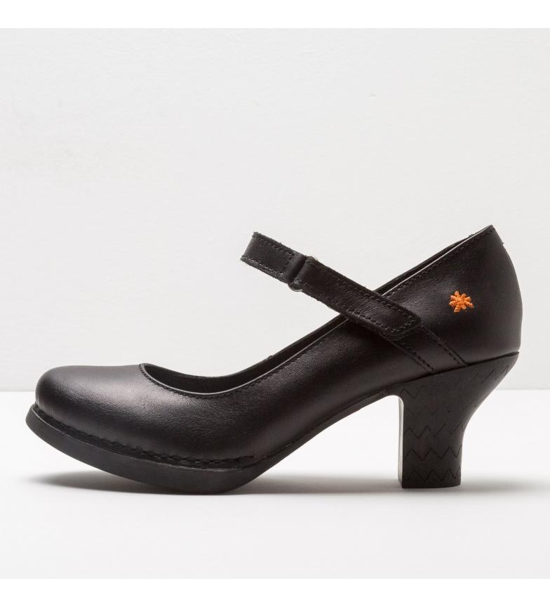 Comprar Art 0933 Sapatos Harlem em couro preto -Altura do calcanhar: 6cm- -Altura do calcanhar: 6cm- -Altura do calcanhar: 6cm- -Altura do calcanhar: 6cm- -Altura do calcanhar: 6cm-