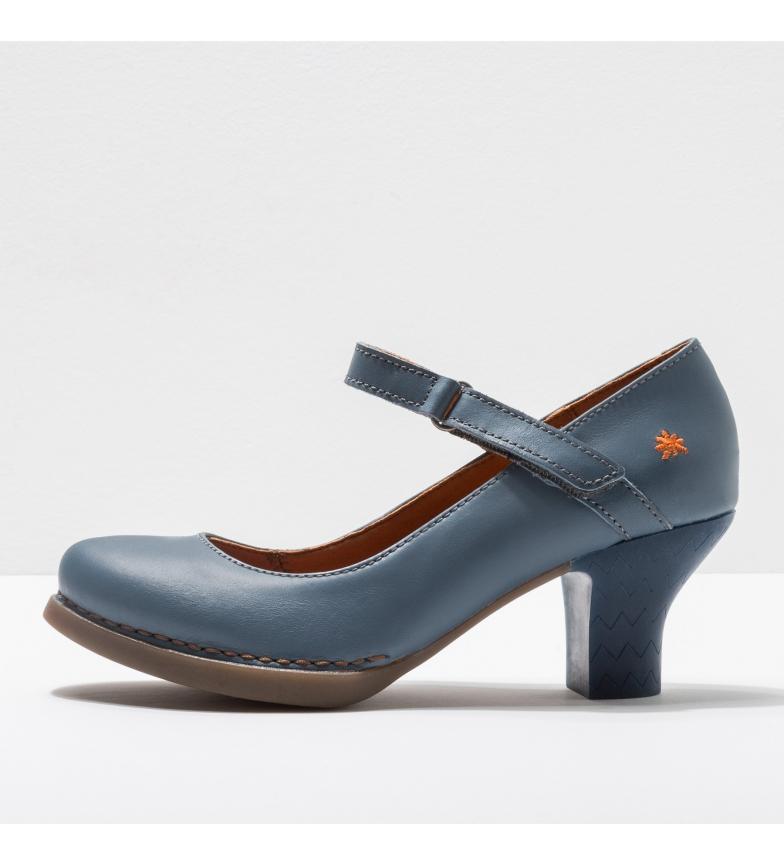 Comprar Art Scarpe in pelle 0933 Harlem blu -Altezza tacco: 6cm-