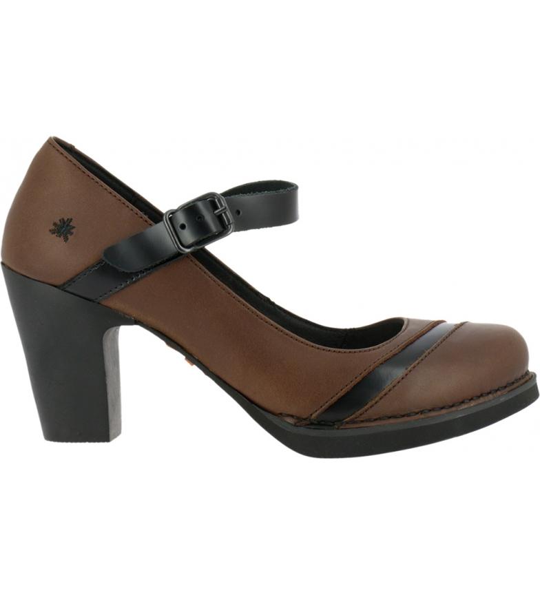 Comprar Art Sapatos de couro 1147 Grass brown -Altura do calcanhar: 8cm