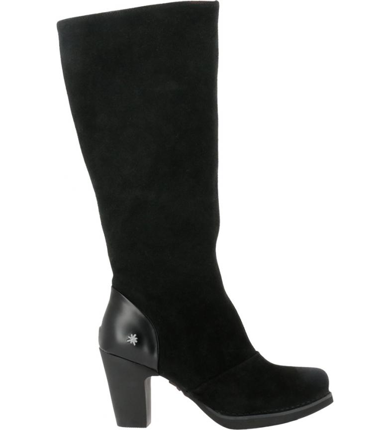 Comprar Art Leather boots 1154 Lux Suede black -Heel height: 8cm