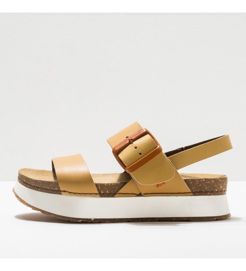 Comprar Art Sandálias de couro 1267 Mykonos amarelo
