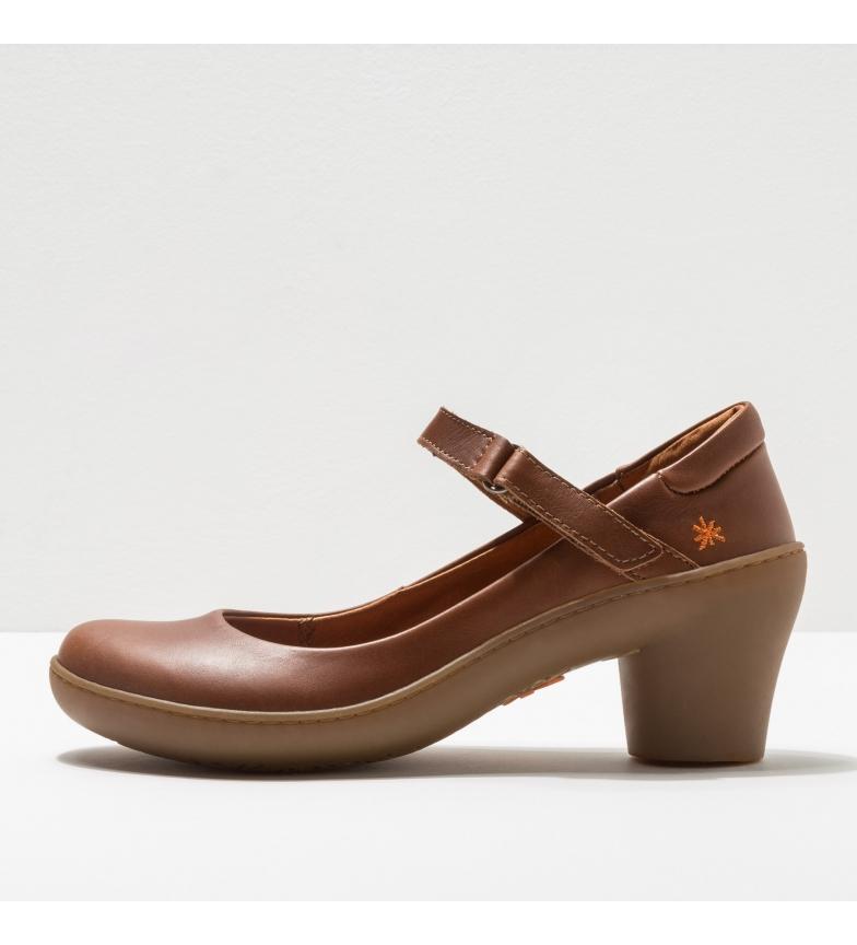 Comprar Art Sapatos de couro castanho 1440 Alfama castanho -Altura do calcanhar: 6,5 cm