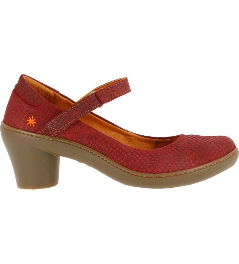 Comprar Art Sapatos Alfama 1440p vermelho - Altura do calcanhar: 6,5 cm