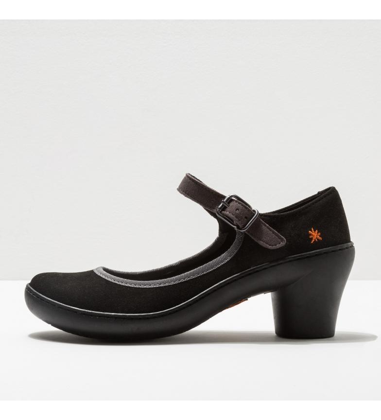 Comprar Art Chaussures 1452 Alfama noir -Hauteur du talon : 6,5 cm