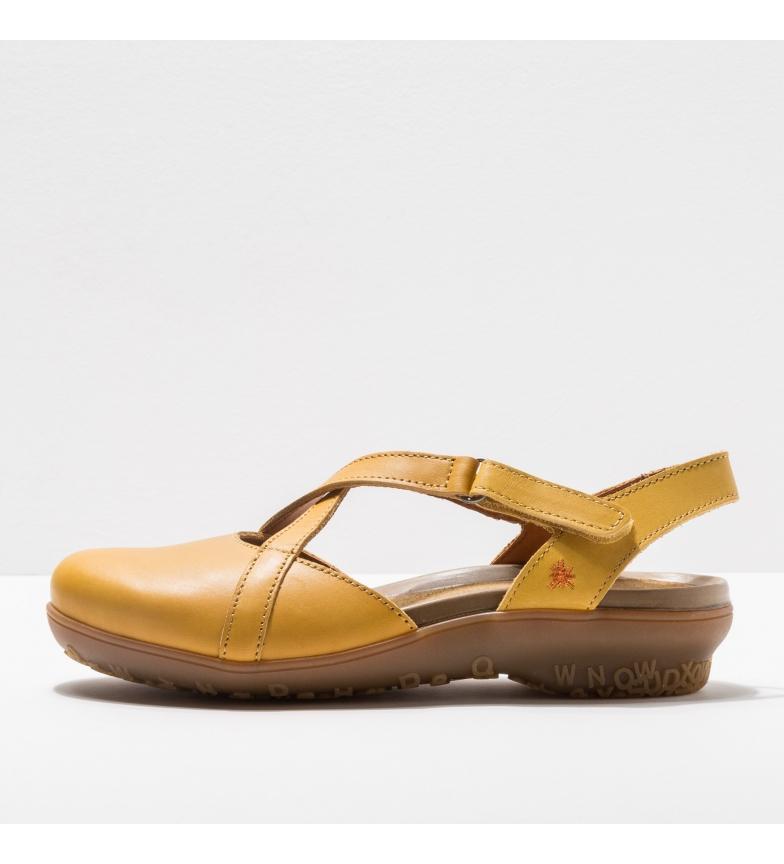 Comprar Art Leather sandals 1508 Antibes yellow