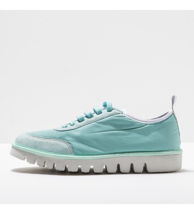 Comprar Art Sneakers1584 Ontario turquoise