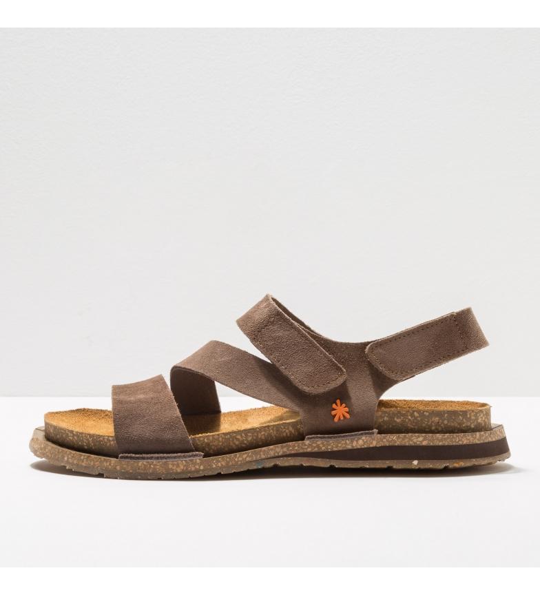 Comprar Art Sandalias de piel 1615 Weimar marrón