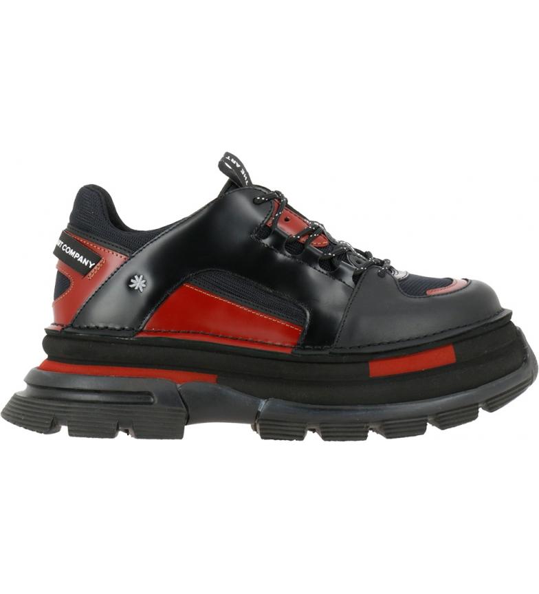 Comprar Art Zapatos de piel Art Core 2 1640 negro, rojo -Altura plataforma: 6,5 cm-