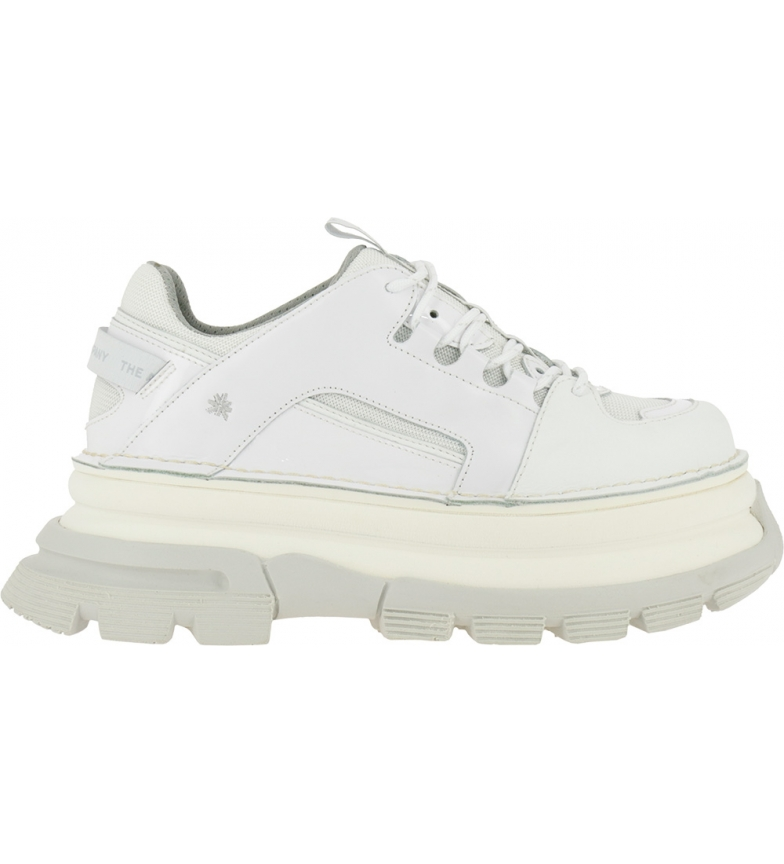 Comprar Art Chaussures en cuir Art Core 2 1640 blanc -Plateau hauteur : 6,5 cm