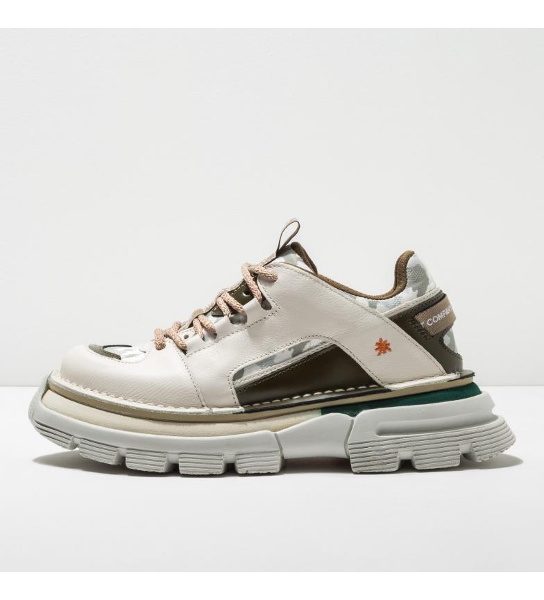 Comprar Art Sapatos de couro 1650 Art Core 1 branco, camuflado