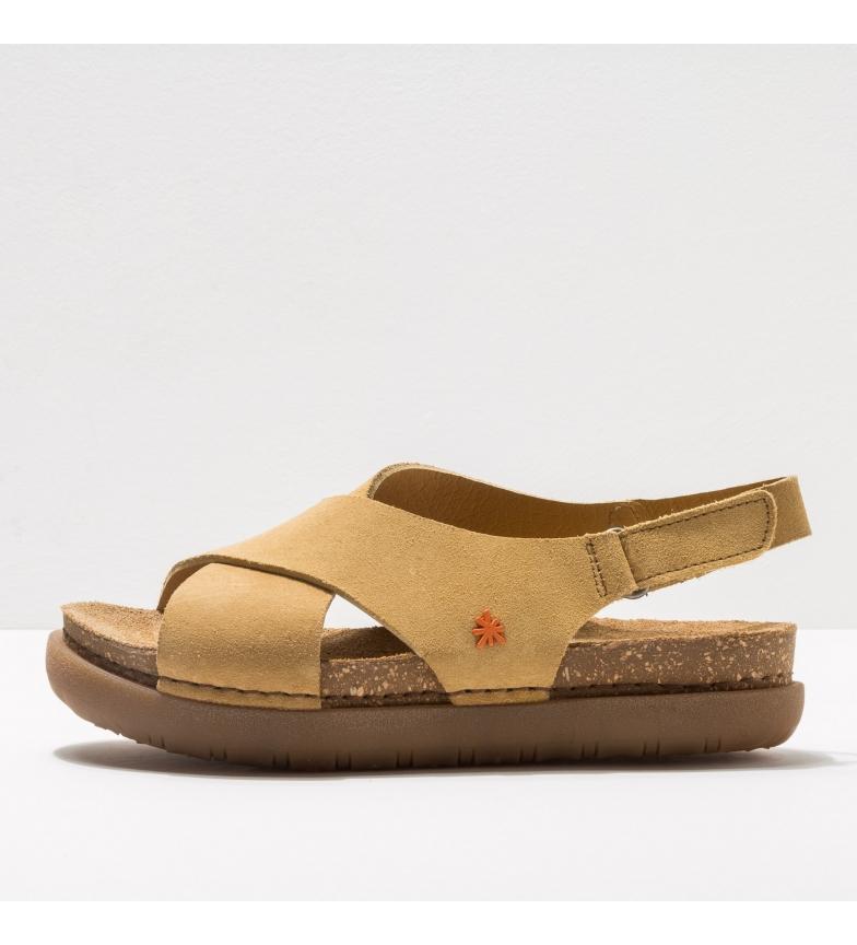 Comprar Art Leather sandals 1710 Rhodes yellow