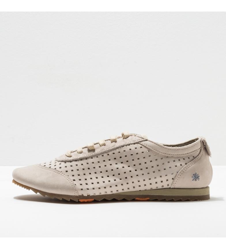 Comprar Art Baskets en cuir 1791 Kioto blanc