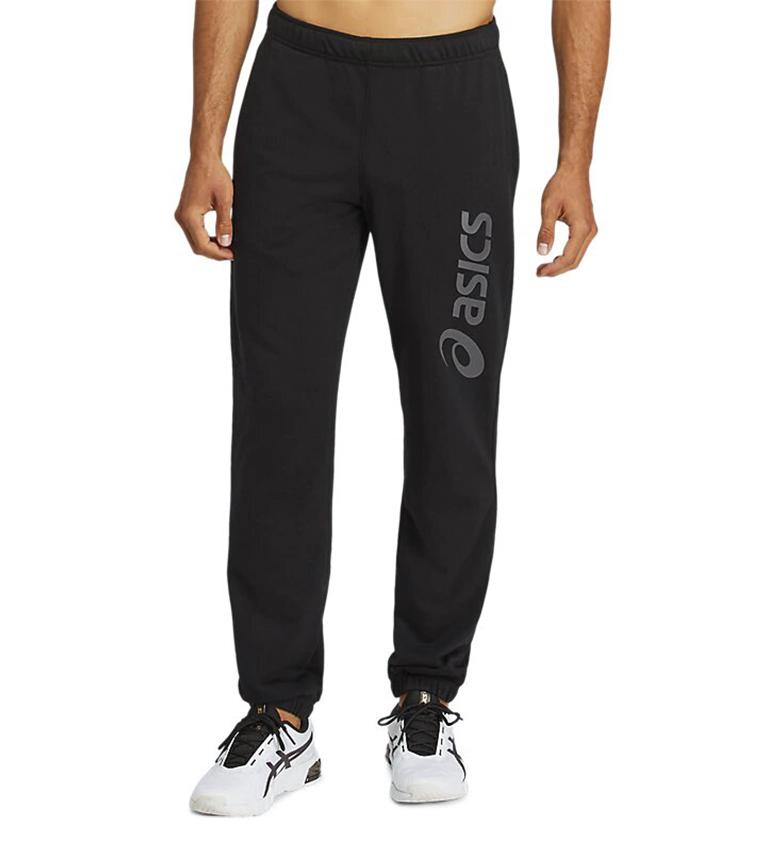 Comprar Asics Pantaloni della tuta Big Logo neri