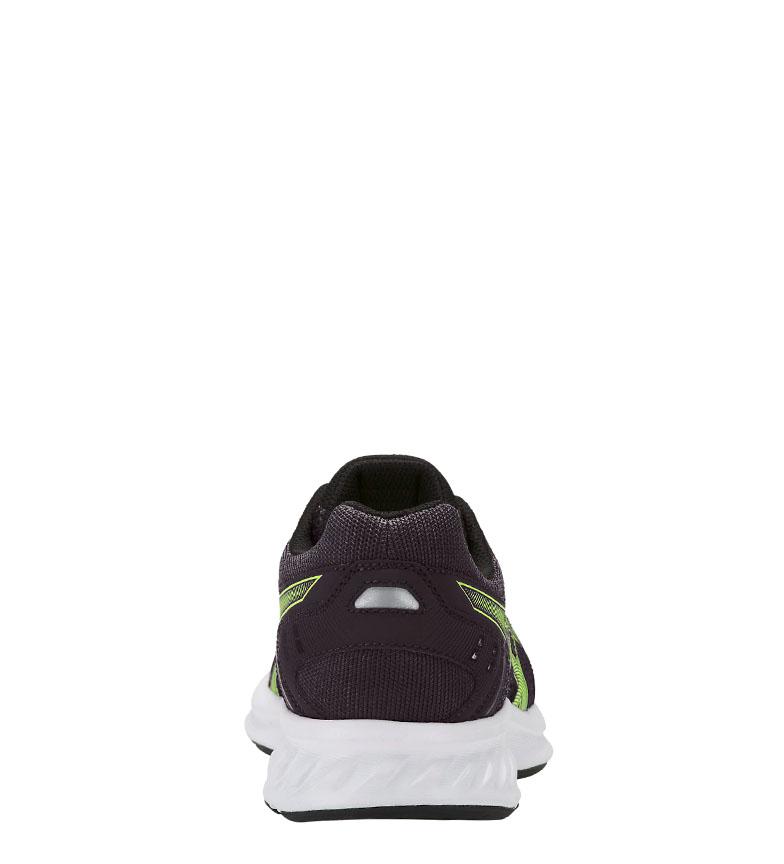 Asics-Zapatillas-de-running-Jolt-2-negro-gris-295g-Hombre-chico-Azul-Rojo miniatura 27