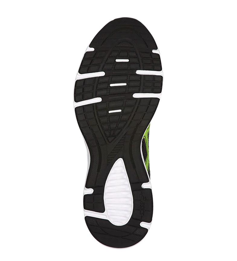 Asics-Zapatillas-de-running-Jolt-2-negro-gris-295g-Hombre-chico-Azul-Rojo miniatura 29