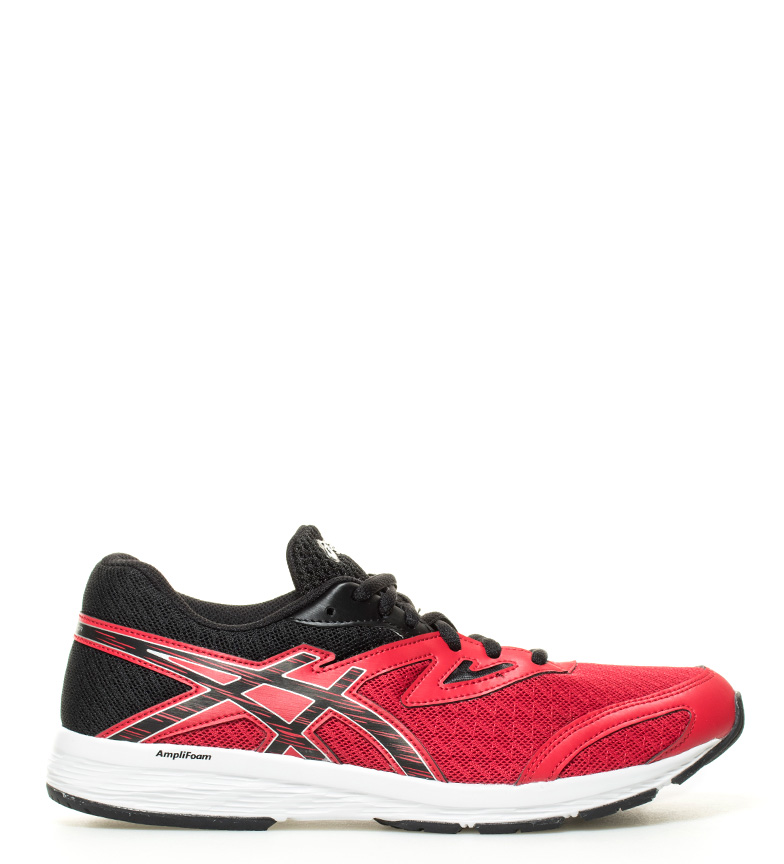 Comprar Asics Running shoes Amplica GS red, black