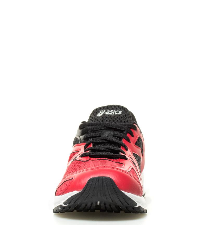 Asics Asics Amplica negro Zapatillas GS rojo running Zapatillas zrxgFwpz
