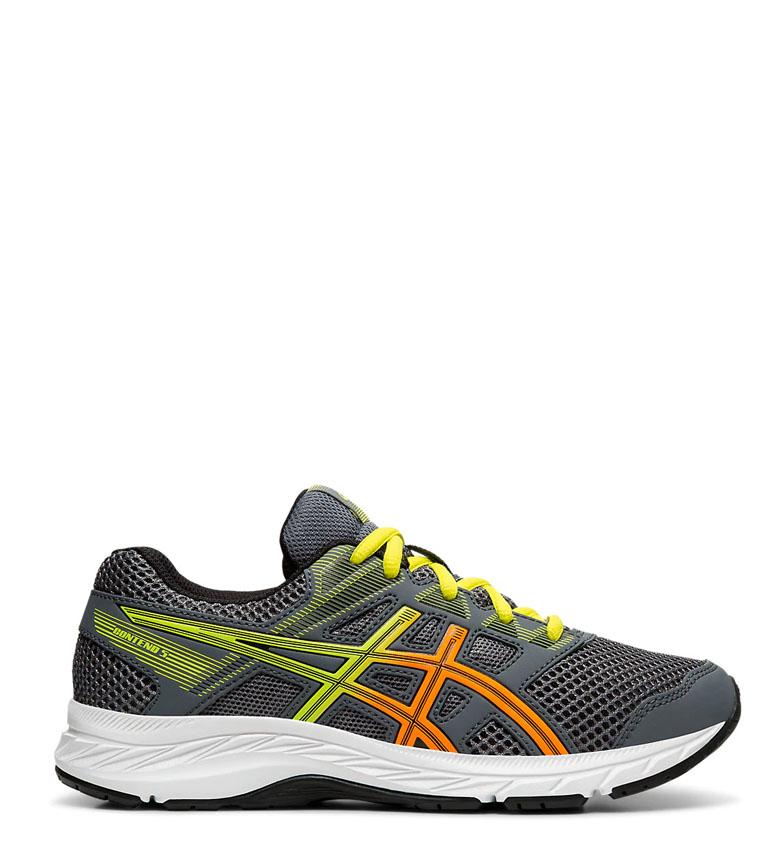 Comprar Asics Chaussures de course Gel Contend 5 GS gris / 209g