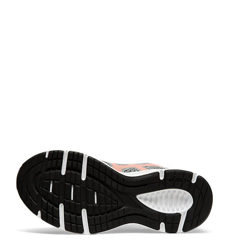Asics-Zapatillas-de-running-Jolt-2-GS-azul-naranja-295g-Mujer-chica-Tela miniatura 8