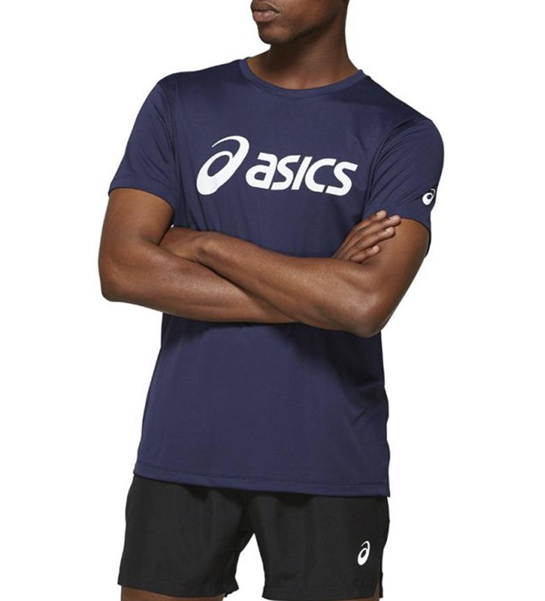 Comprar Asics Camiseta Silver azul