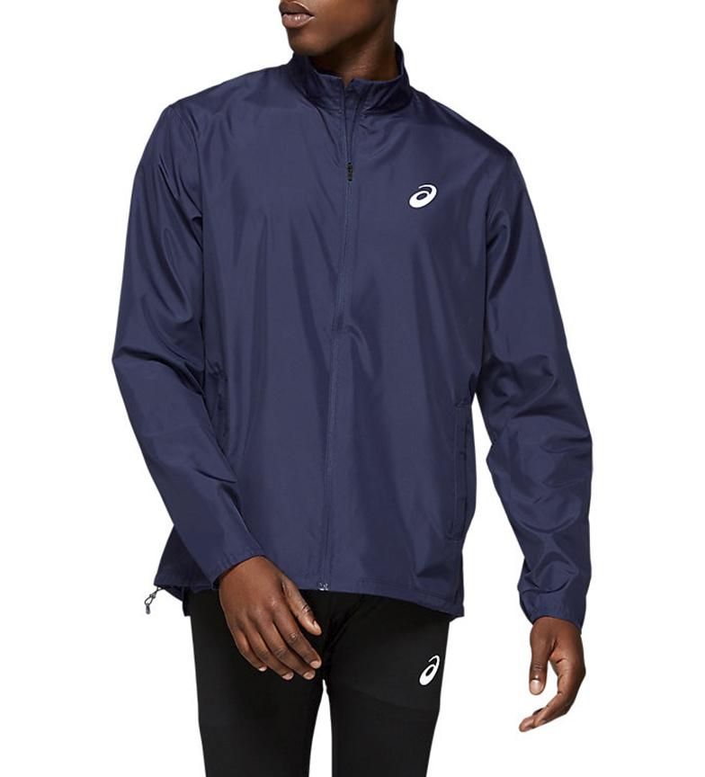 Comprar Asics Silver jacket blue