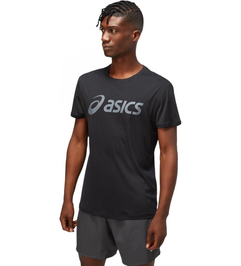 Asics Maglietta Core manica corta nera