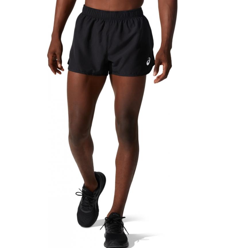 Comprar Asics Shorts Core Split black