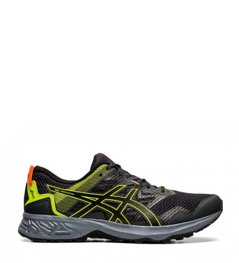 Comprar Asics Sonoma Gel trilha sapatos de corrida preto, verde