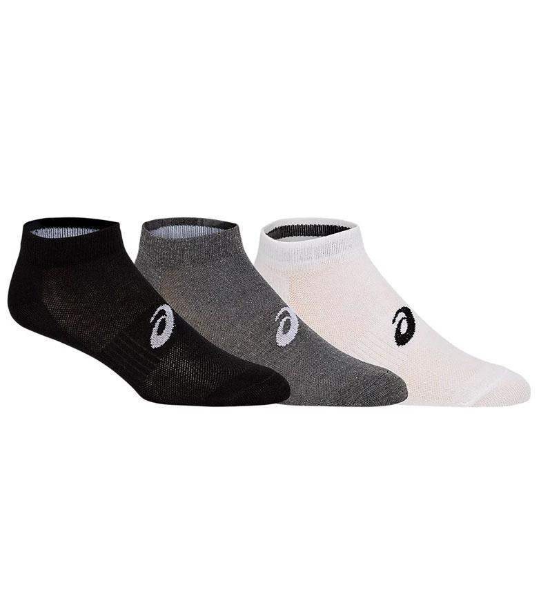 Comprar Asics Confezione da 3 paia di calzini bianchi