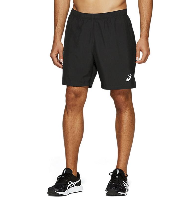 Comprar Asics Pantalón Corto Silver 7IN 2-IN-1 negro