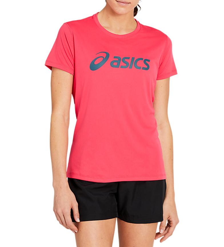 Comprar Asics T-shirt rosa argento