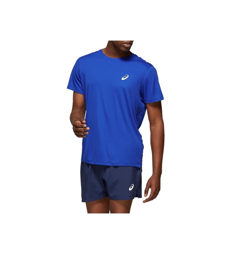 Comprar Asics Camiseta Silver SS Top azul